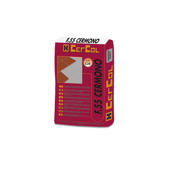 Cemento Cola F55 Cermono Cercol