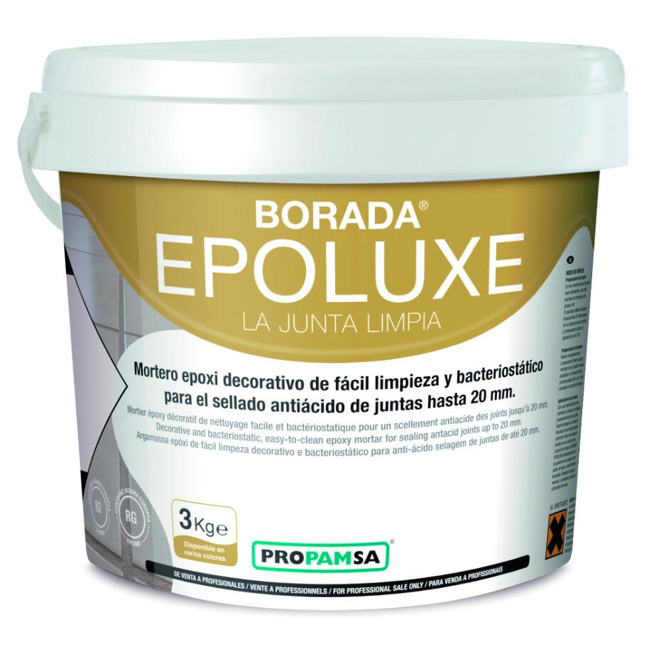 Cemento Rejuntado PACK BORADA EPOLUXE