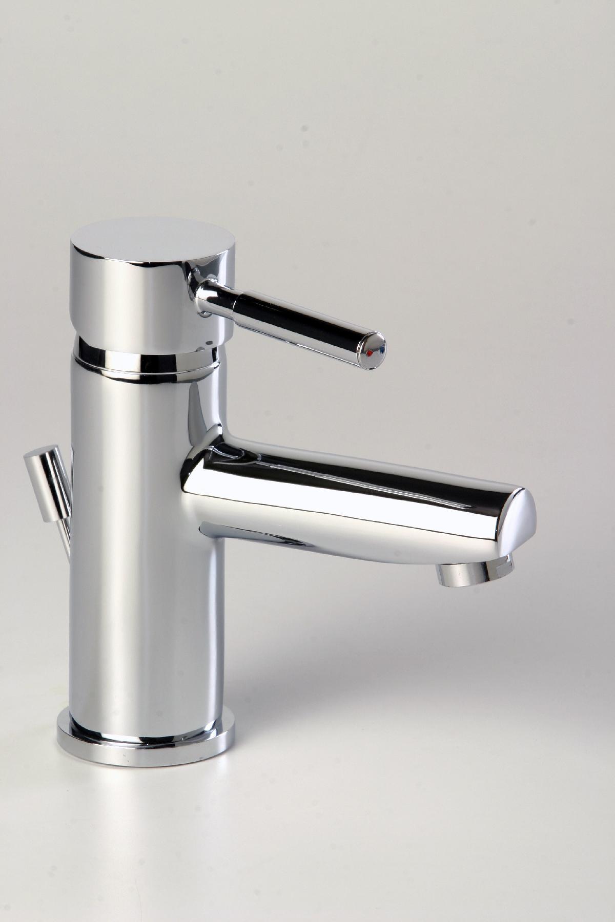 Griferia monomando lavabo Tau Genebre