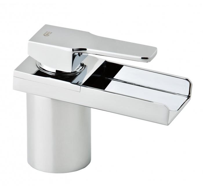 Griferia monomando lavabo Kenjo cascada Genebre