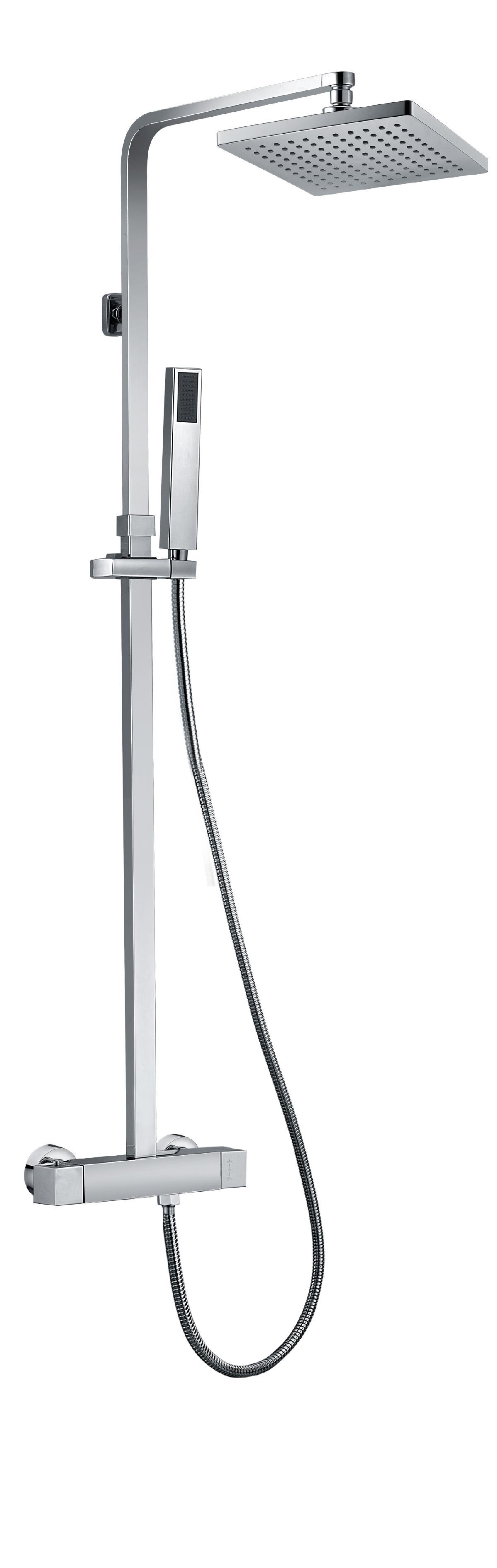 Columna ducha Quadra termostatica GME