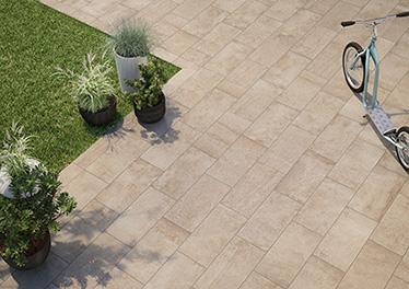 Marazzi Pietra Occitana outdoor 30x60 cm. Rectificado, antideslizante.