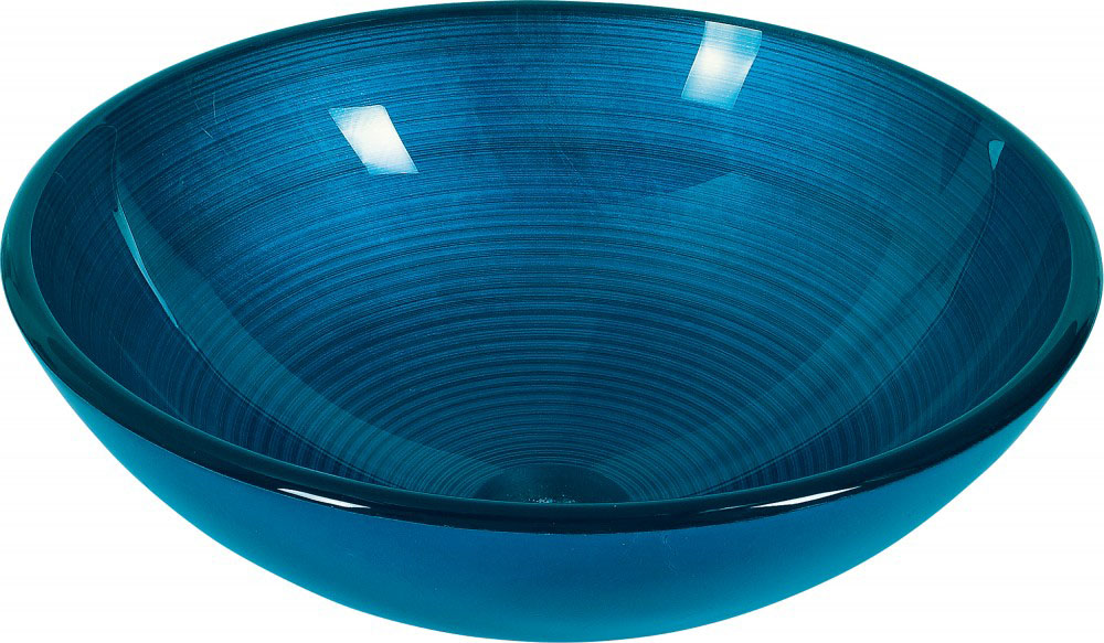Lavabo cristal Agadir blue Dune