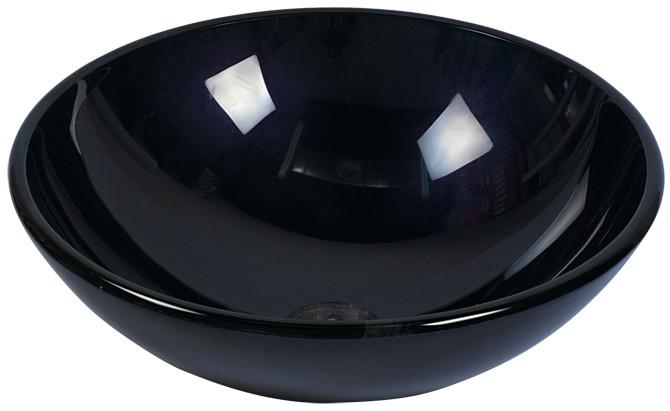 Lavabo Bowl Black KL70
