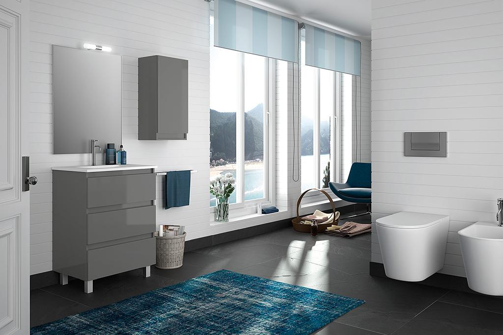 Mueble de baño BOX Visobath