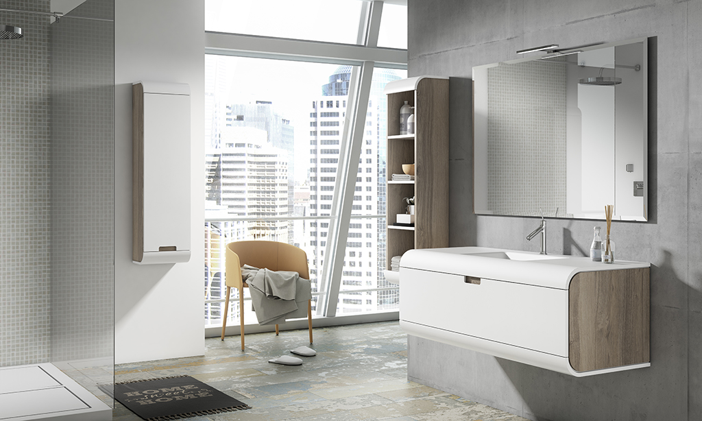 Mueble de baño Sunne 100 cm Visobath