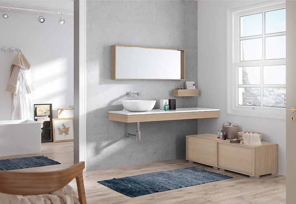 Mueble de baño Element Altai 120 cm Visobath