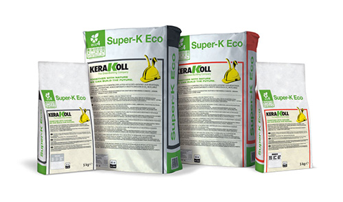 Cemento Cola mejorado Kerakoll Super-K Eco Kerakoll
