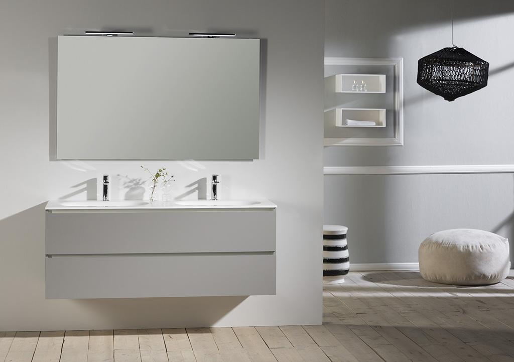 Mueble de baño Colección YARD Serie BAXE Naxani