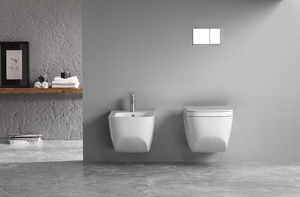 WC (Inodoro) suspendido Hatria