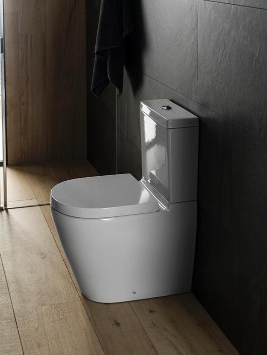 WC Acro Noken a tierra