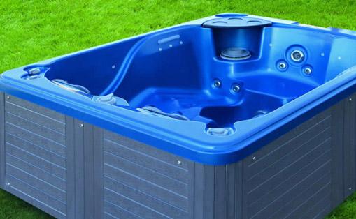Mini piscina de hidromasaje Tiero II Hidronatur