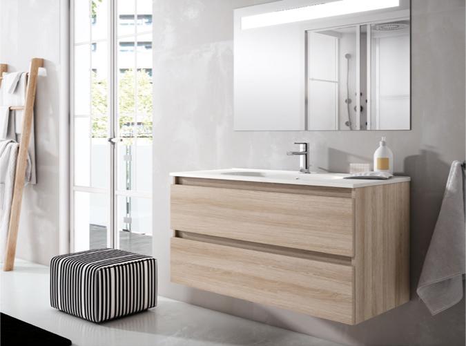 Mueble de baño BOX 100 cm. Visobath