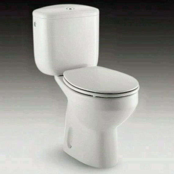 WC Victoria blanco Roca